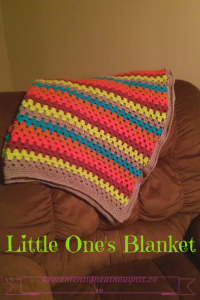 Little One's Blanket
